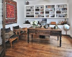 Home Office - A Home Full of Treasures
