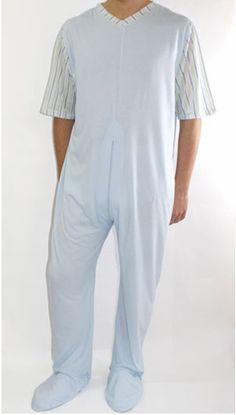 aa4442b154 Características de los pijamas geriátricos de anticontención  la comodidad  de la mano de la elegancia