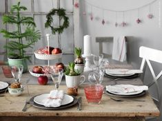 traditional Swedish decorating - the modern way