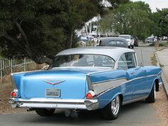 Blown 57 Chevy Bel Air 55 56 Amp 57 Chevy Pinterest