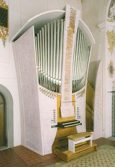 Orgelbau Claudius Winterhalter - Die Chororgel Wallfahrtskirche Maria Schrey 88630 Pfullendorf