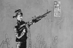Banksy: Topical...