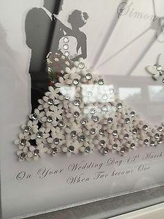 Reasons to Give Handmade Gifts – Gift Ideas Anywhere Wedding Boxes, Wedding Frames, Wedding Cards, Our Wedding, Wedding Venues, Wedding Paper, Wedding Ideas, Box Frame Art, Deep Box Frames