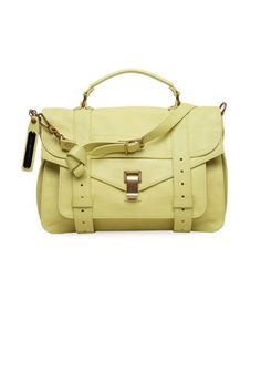 Proenza Schouler PS1 gets a lemon-y makeover