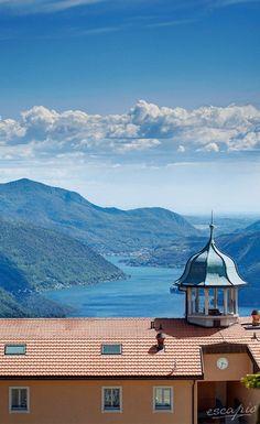 Kurhaus Cademario Hotel & Spa Lugano, Switzerland