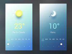 Weather App by Gal Shir
