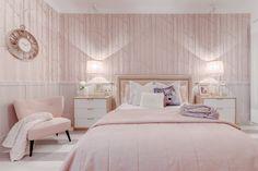 Pink Bedroom By Portuguese Designer Ana Antunes