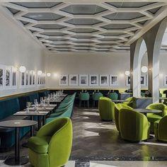 I Love Paris, conceived by architect India Mahdavi, is #Paris' new boutique sandwich shop & champagne bar #potaufeu #bluelobster #guymartin #foodie