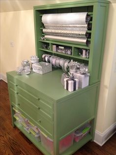 1000 Images About Gift Wrap Organizing On Pinterest