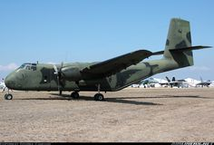 De Havilland Canada DHC-4A Caribou aircraft picture