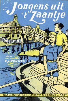 Rodin, Vintage Children's Books, Sweet Memories, Delft, Childrens Books, Illustrator, Dj, Comic Books, Comics