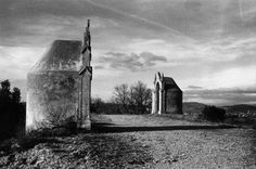 PIERRE DE FENOYL - Herault, France. Calvaire de Gignac. 1984.