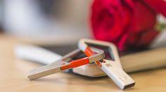 #concours Gagnez un mousqueton clé #USB PK K'lip 16Go