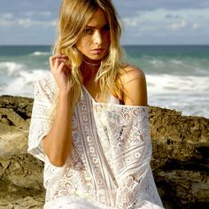 2f6b2d4b4e513 13 Best Boho Style Beach Cover Ups images | Beach dresses, Beach ...