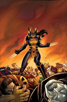 """All-New Wolverine #13"" first look"