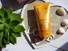 Doskonała ochrona przed zgubnym działaniem słońca - SUBLIME TAN SPF30 PA+++ Eisenberg Paris | Moja lepsza wersja - uroda, perfumy, pielęgnacja cery dojrzałej