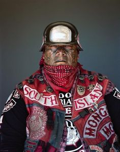 le samouraï (photographe : Jono Rotman)