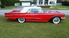 1958 Ford Thunderbird for sale #2049060 - Hemmings Motor News