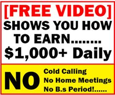 NO Cold Calling NO Home Meetings NO BS Period What am I talking about? The Money Effect Discover more at: www.themoneyeffect.com/?aff=venyc28 #coldcalling #networkmarketing #internetincome #workfromhome #themoneyeffect #residualincome #freevideo #1000dollars