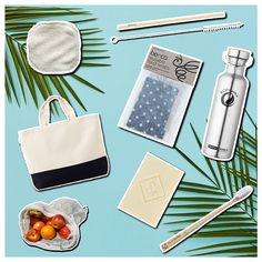 Zero-Waste Produkte Starter Set, Kit, Plastic Cutting Board, Planets, Marcelline, France, Amazon, Green, Beekeeping
