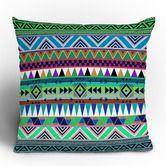 Found it at Wayfair - Bianca Green Esodrevo Throw Pillow