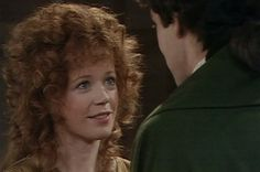 Angharad Rees as Demelza in Poldark (BBC 1975).   Revisitations