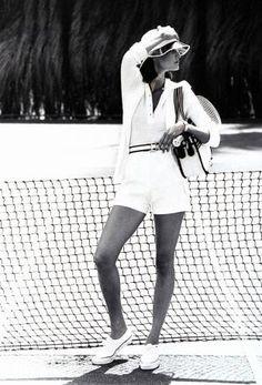 1970 Tennis Attitude