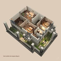 2 Storey House Design, Small House Design, House Layout Plans, House Layouts, Home Design Plans, Plan Design, Double Storey House Plans, Modern House Floor Plans, Beautiful House Plans