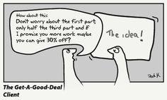The Get-A-Good-Deal Client