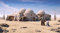 Return to Tatooine by Oleksandr