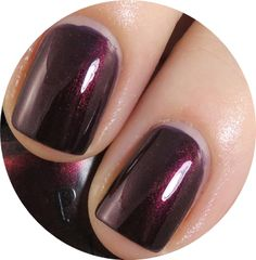 It's time for my favorite fall color...OPI Every Month is Oktoberfest!