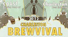 Brewvival. Craft Beer Festival in Charleston, SC