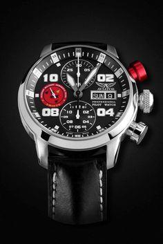 Aviator #relogio #watch