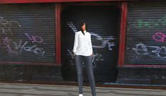 Martinas modeling Journey: Fifty D$ weekends Sexy Casual Outfits, Nice Tops, Modeling, Blogging, Leather Pants, Journey, Fashion, Leather Jogger Pants, Moda