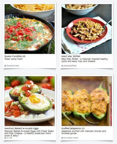 Mexican Independence Day gives you its fine taste of freedom with tacos, enchiladas, burritos and many other holiday recipes you can find in Dishfolio!