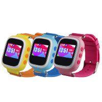 Детские часы с GPS-трекером Smart Baby Watch GW100S
