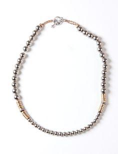 Creatures of Comfort | Etten Eller Classic Short 'Pearl' Necklace