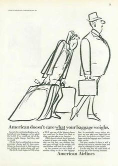 Amrican Airline doen't care what your baggege weight.