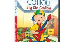 Caillou. Caillou's family favorites. Fullscreen