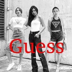 Guess Girl ❤ *isipin niyo na lang na Guess gung belt...kahit Gucci talaga 😂😂😂 sorry ✌ nagkamali lang... 😂😂😂 #JaDine #JamesReid #NadineLustre #TeamReal