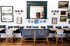 Halcyon House Blue & White Decor – Colorful Bright