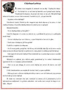 Texte despre toleranță -Cățelușul șchiop