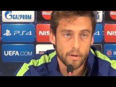 Marchisio Con l Olympiacos la partita dell anno: http://j1897.tv/marchisio-con/
