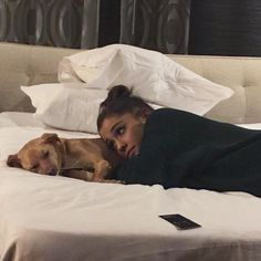 "Ariana Grande's Dog Becomes Her First ""Dangerous Woman Tour"" VIP Guest - http://oceanup.com/2017/02/01/ariana-grandes-dog-becomes-her-first-dangerous-woman-tour-vip-guest/"