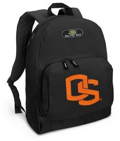 Oregon State University Backpack Black Oregon State University Beavers for Travel or School Bags - BEST QUALITY Unique Gifts For Boys, Girls, Adults, College Students, Men or Ladies by Broad Bay. $29.99. This well made sturdy, roomy Oregon State University backpack features an exterior zippered compartment, a well padded back, and well padded adjustable shoulder straps. Absolute Top Quality with 600 Denier fabric and a reinforced base. A great gift idea for yourself, ...