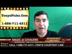 Orlando Magic vs. Cleveland Cavaliers Pick Prediction NBA Pro Basketball...