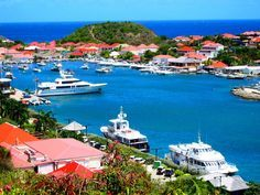 St. Barth's - Gustavia - :  been twice...our 2nd favorite island in the caribbean. Love St. Barth's - beautiful beaches, good food, pretty locals, lots of shopping.