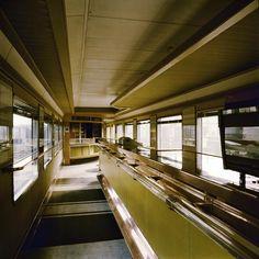 28/01/1971  Voiture bar du Mistral | Open archives