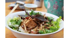 Known as the Queen of rice paper rolls, Miss Chu is dedicated to serving Vietnamese food with a difference. Vietnamese Food, Vietnamese Recipes, Rice Paper Rolls, Japchae, Sydney, Queen, Dining, Ethnic Recipes, Travel
