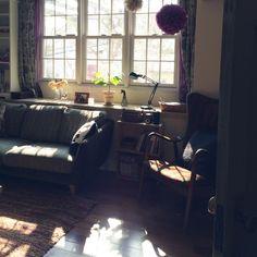 ドライフラワー/ワイン箱棚/照明/北欧/観葉植物/植物…などのインテリア実例 - 2015-02-10 01:48:25 | RoomClip(ルームクリップ)